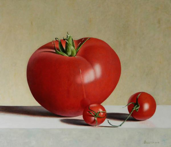 Tanzende Tomate
