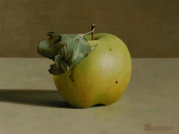 Gelber Apfel